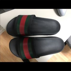 Authentic Brand New Gucci Slides